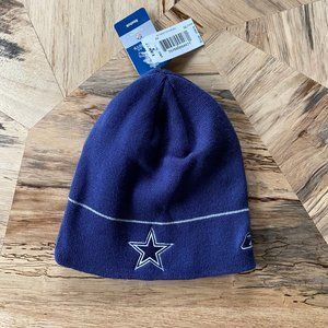 Cowboys NFL Navy Beanie